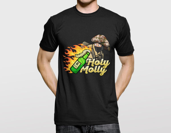 Holy Molly T-Shirt (CS:GO Dope Series 1)