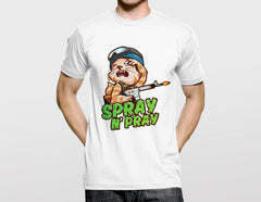 Spray n' Pray T-Shirt (CS:GO Dope Series 1)