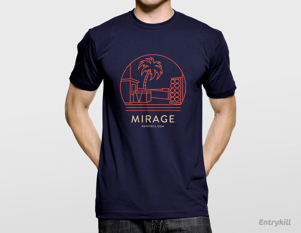 Mirage T-Shirt (Maps Collection)