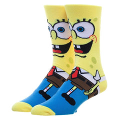 Spongebob Squarepants Men's Socks