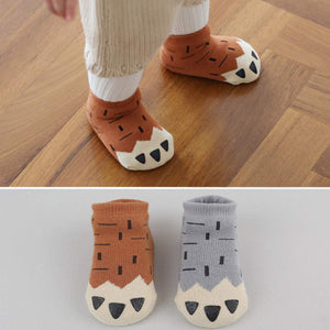 Chubby Paw Toddler Socks - UPKIWI