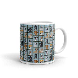 Dog Portrait Coffee Mug - Default Title - UPKIWI
