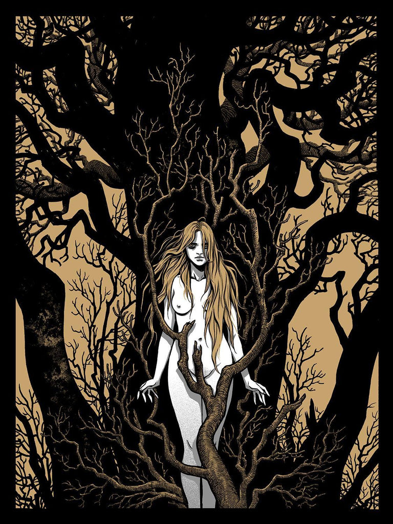 Trismegistus Ii By Becky Cloonan Poster