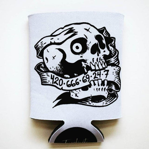 Lucky Numbers Koozie By Becky Cloonan Everything Else