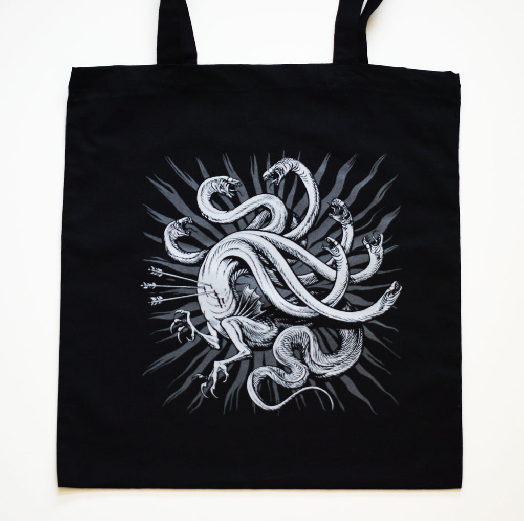Hydra Tote Bag By Becky Cloonan Everything Else