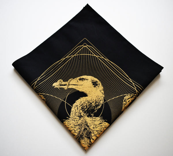 FS-001A Bandana by Matthew Woodson