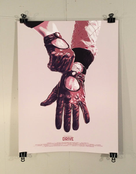 Drive By Matthew Woodson Poster