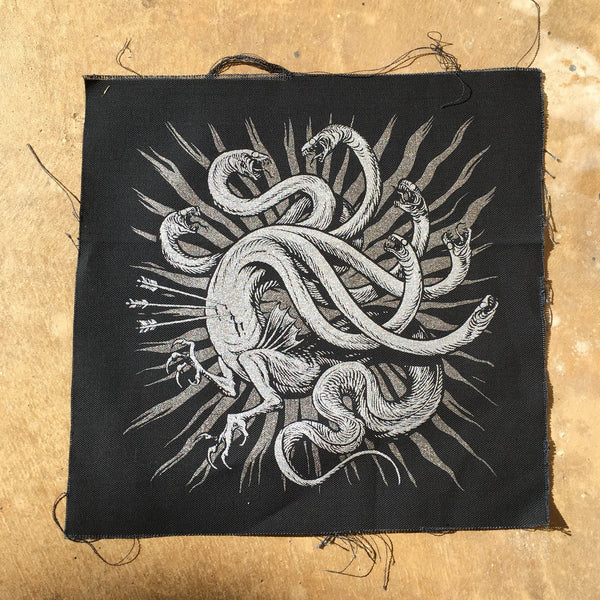 The Hydra Back Patch by Becky Cloonan