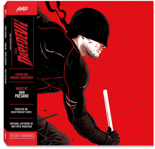 Marvels Daredevil Ost By Matthew Woodson Everything Else