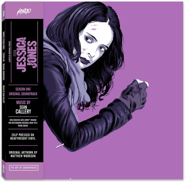 Marvels Jessica Jones Ost By Matthew Woodson Everything Else