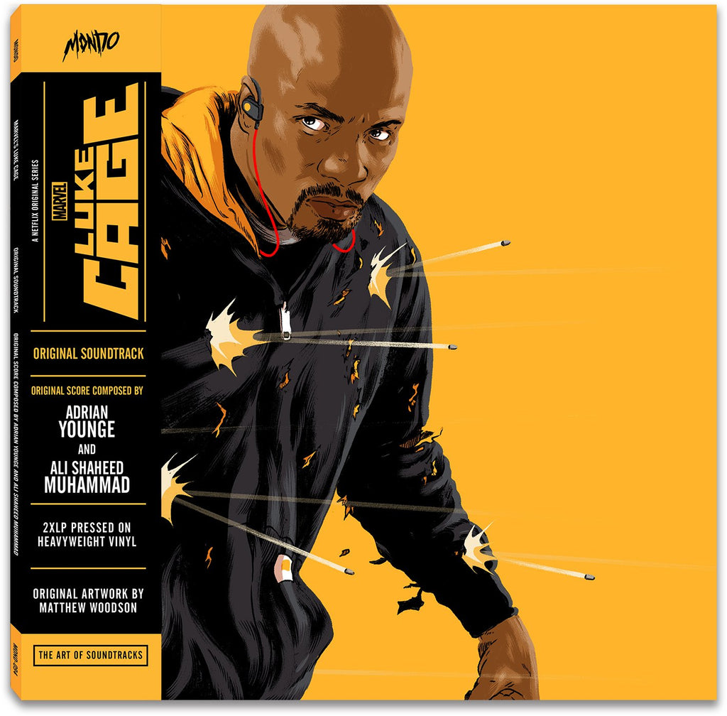 Marvels Luke Cage Ost By Matthew Woodson Everything Else