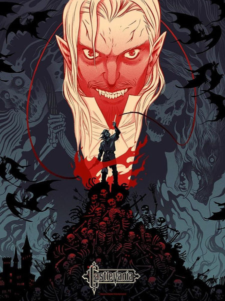 Castlevania by Becky Cloonan