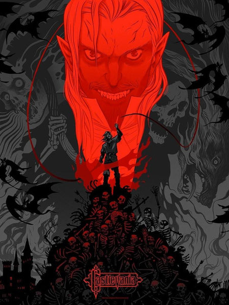 Castlevania (Variant) by Becky Cloonan