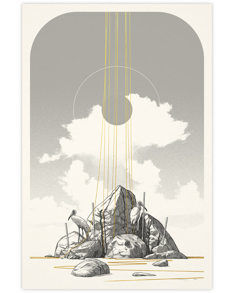 LCM-002A Print by Matthew Woodson