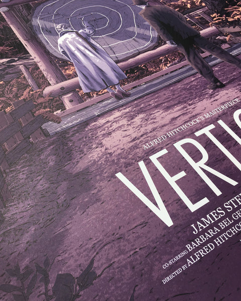 Vertigo Print by Matthew Woodson
