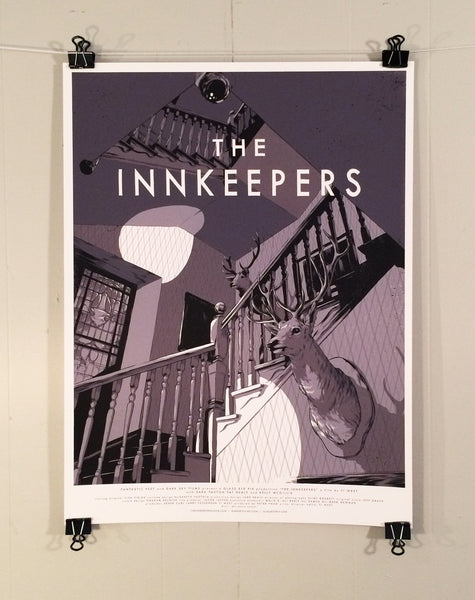 The Innkeepers by Matthew Woodson