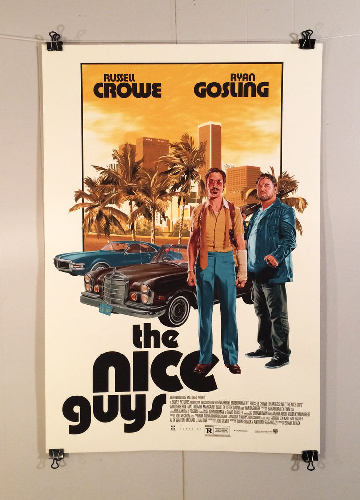 The Nice Guys by Matthew Woodson