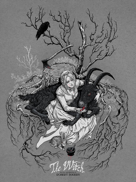 """The VVitch"" Variant by Becky Cloonan"