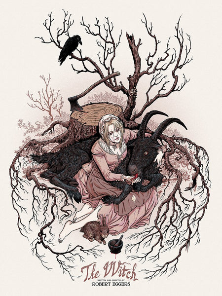 """The VVitch"" by Becky Cloonan"