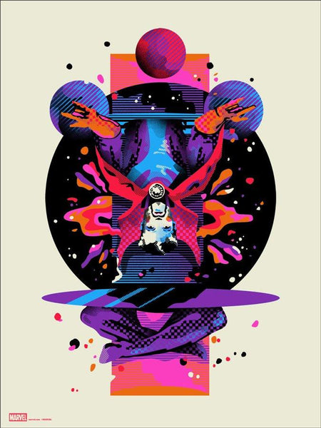 Doctor Strange By We Buy Your Kids Poster