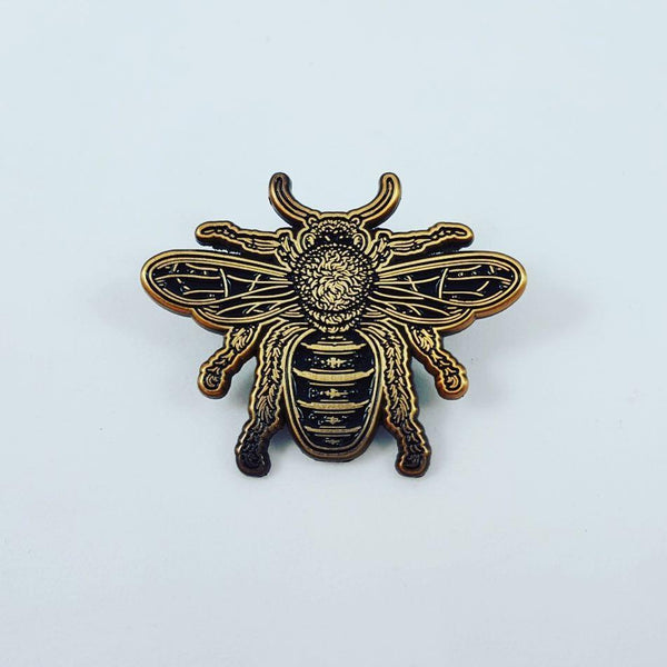 Bee Pin by Todd Slater