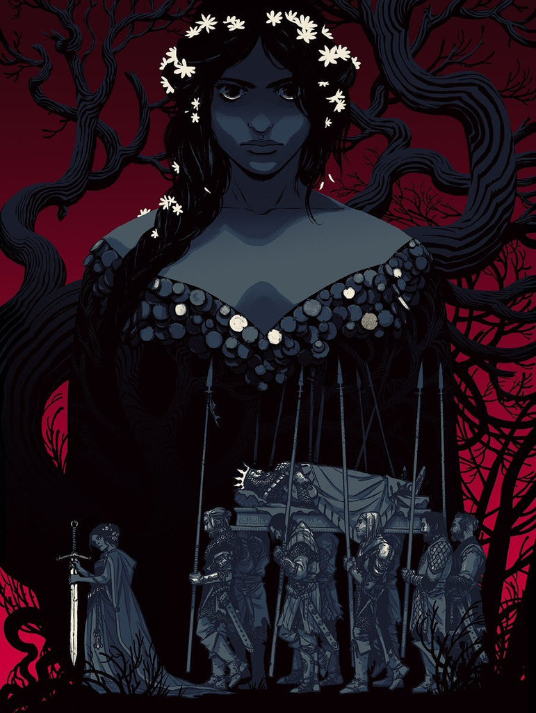 The Procession by Becky Cloonan