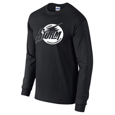 Adult Gildan Long Sleeve Ultra Cotton T-Shirt (Lord Tweedsmuir)
