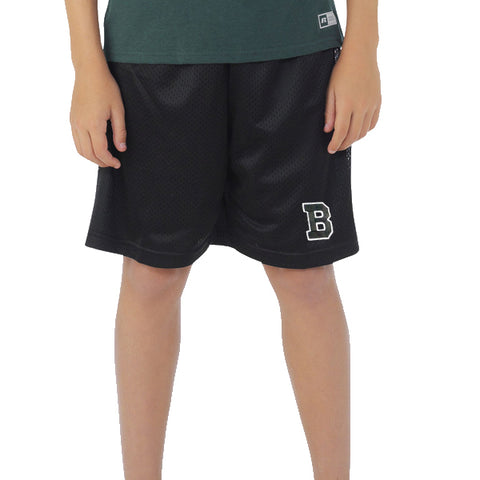 Russell Youth Mesh Shorts - Bullpen