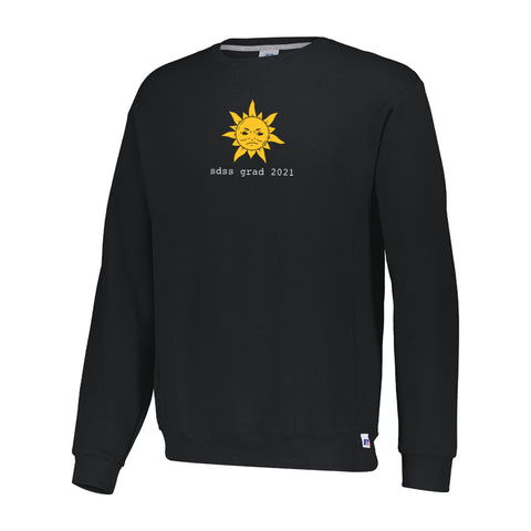 Russell Dri-Power Crewneck Sweatshirt (SDSS)
