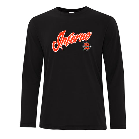 Long Sleeve T-Shirt  (Delta Fastpitch)