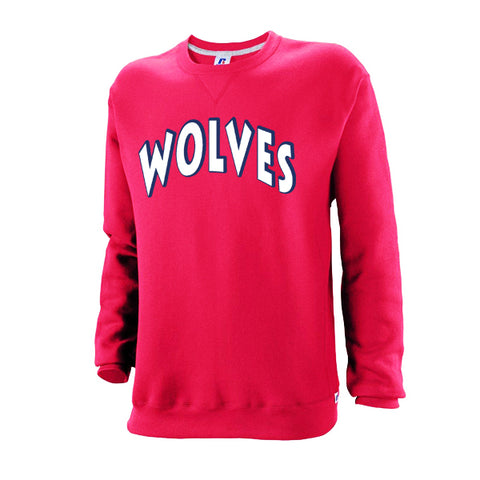 Russell Crewneck - Timberline Wolves