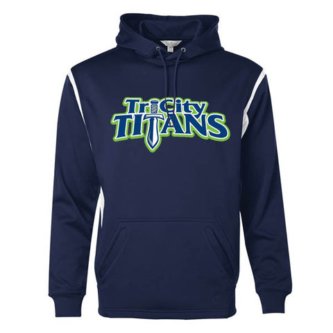 Performance Hooded Pullover (Tri City Titans)