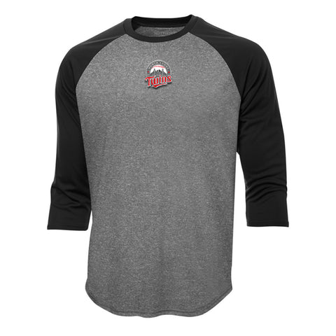 Twins 3/4 Sleeve Performance Undershirt (North Shore Twins)