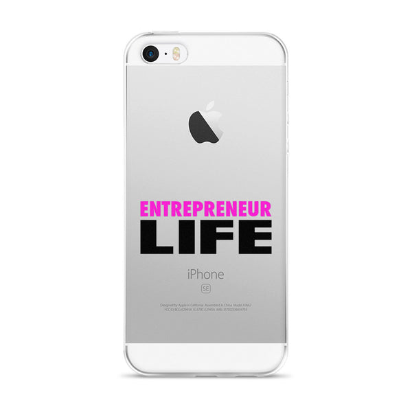 Entrepreneur Life iPhone Novelty gift Case - Candied Bacon