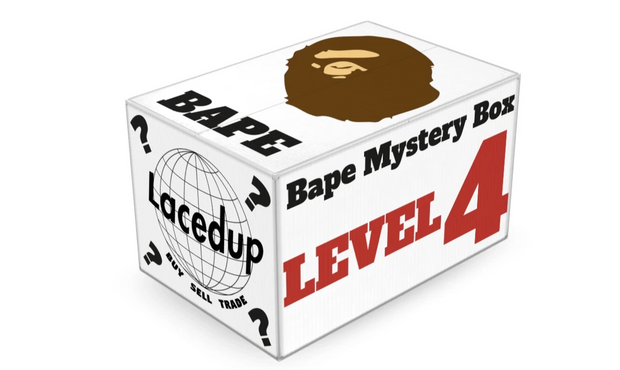 Bape Mystery Box, Level 4