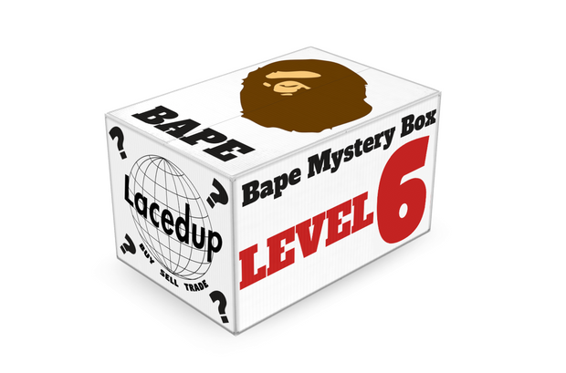 Bape Mystery Box, Level 6