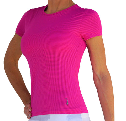 High Performance Mesh Short Sleeves