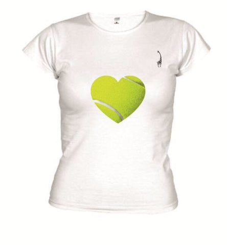 "Short Sl. ""Tennis Heart"""