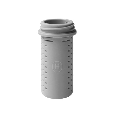 Silicone Tea Infuser-Grey, HYDY - Water bottles, 18/8 (304) Stainless Steel, BPA Free, Reusable