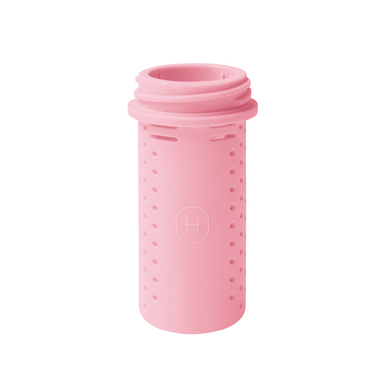 Silicone Tea Infuser-Rose Pink, HYDY - Water bottles, 18/8 (304) Stainless Steel, BPA Free, Reusable