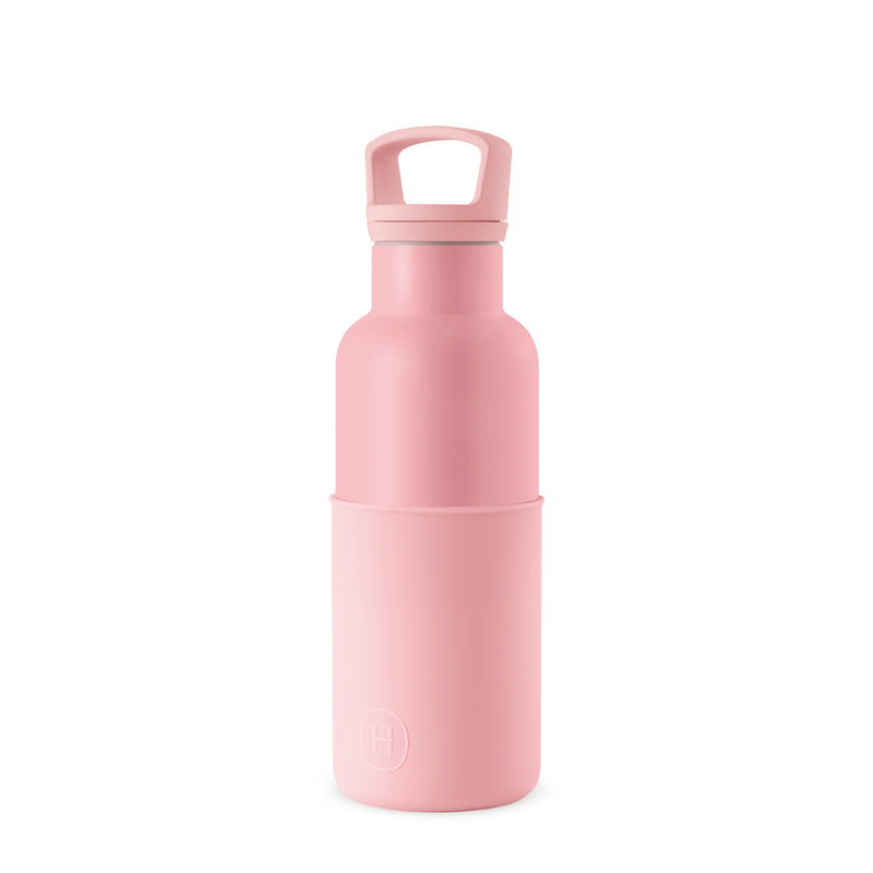 Rose Pink-Sweet Taffy 16 Oz, HYDY - Water bottles, 18/8 (304) Stainless Steel, BPA Free, Reusable