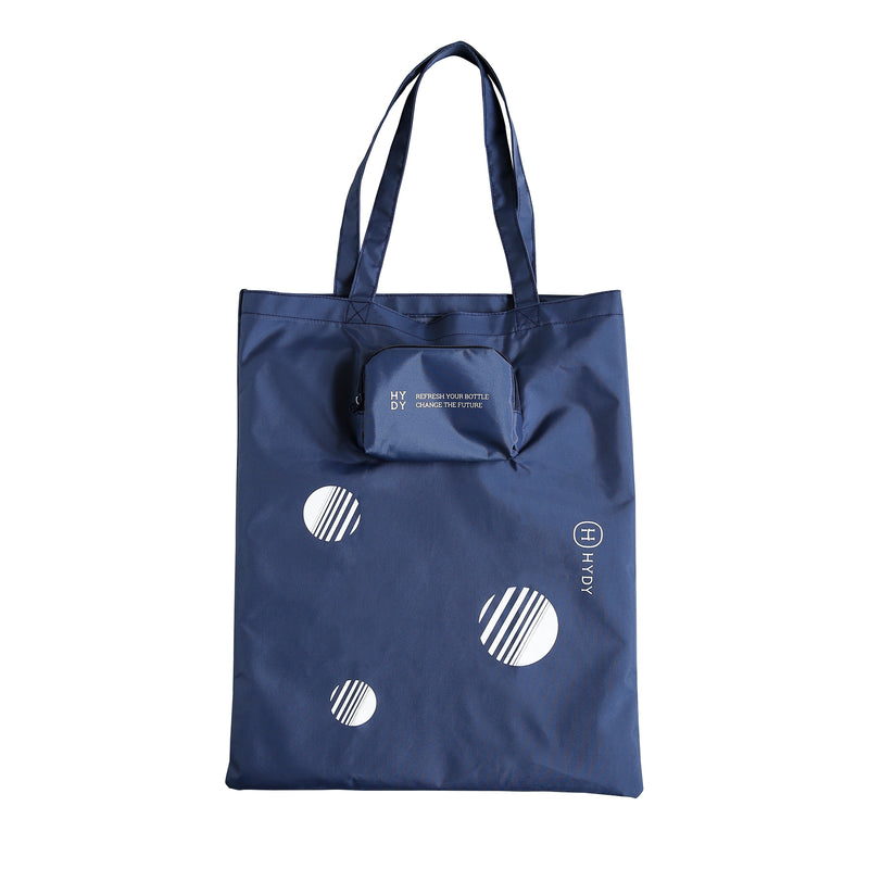 Reusable Bag- Prussian Blue