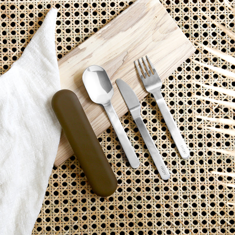 Utensil Set-Mocha