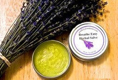 Breathe Easy  Herbal Salve