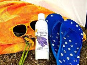 Lavender Sunscreen