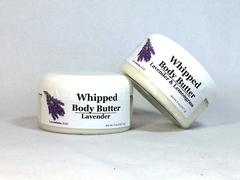 Lavender Body Butters