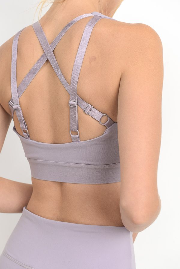DOUBLE STRAP ADJUSTABLE BRA