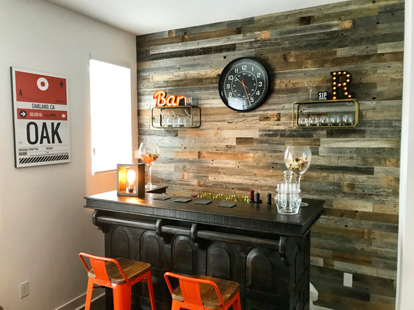 Getting Started With Your Plank and Mill Reclaimed Wood Planks