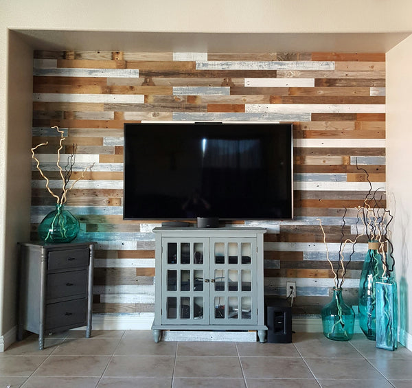 peel and stick wood wall shiplap ship lap barnwood barn wood free sample kit
