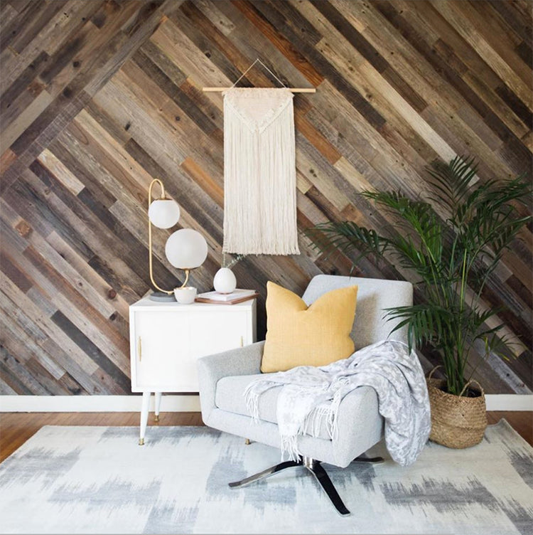 Plank & Mill reclaimed wood planks